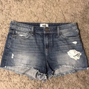 Paige Daryn Jean shorts